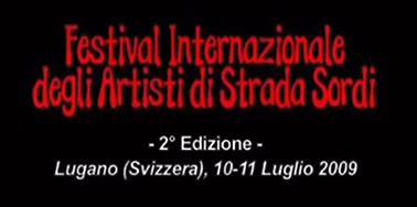 BQ Festival Internazionale degli Artisti di Strada Sordi 2 Ediz