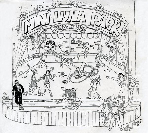Caricatura per MINI LUNA PARK